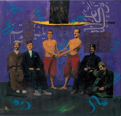 Khosrow HASSANZADEH (1963-) Iranian