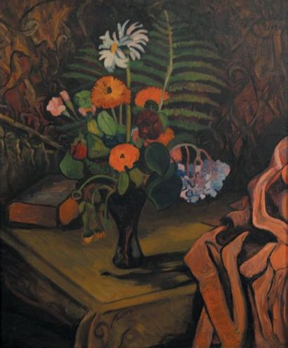 Suzanne VALADON (1865-1938) French