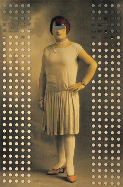 Samira ALIKHANZADEH (1967-) Iranian