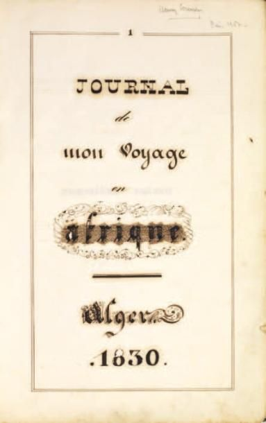 ANONYME 1830