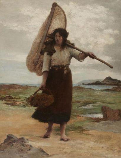 Alfred DELOBBE (Paris 1835-1920)