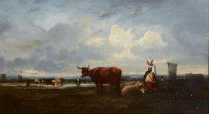 Victor DUPRE (Limoges  1816 - Paris 1879)