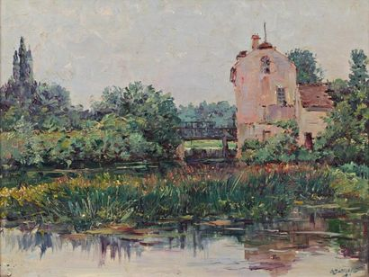 Alexandre ISAILOFF (Constantinople 1869-France 1996)