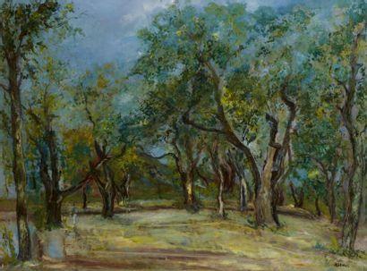 Isaac ANTCHER (Kichinev 1899 - Paris 1992)