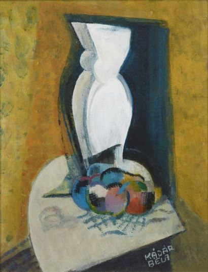 Bela KADAR (Budapest 1877-1956)