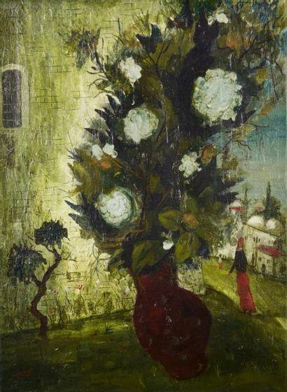 Moshe CASTEL (Jérusalem 1909 - Tel Aviv 1991)