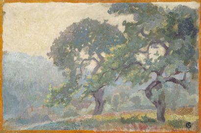 Georges LACOMBE (Versailles 1868 - Alençon 1916)