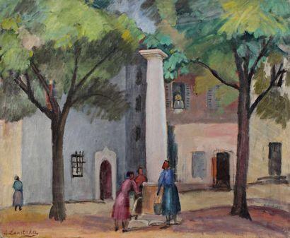 Sonia LEWITSKA (Tchenstochowa 1882 - Bagneux 1937)