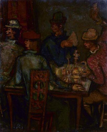Stanislas ELESZKIEWICZ (Czutowie k.Poltawy 1900-Paris 1963)