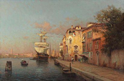 Eloi-Noël BOUVARD dit MARC ALDINE (1875 - 1957)