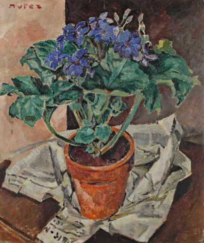 Mela MUTER (Varsovie 1876 - Paris 1967)