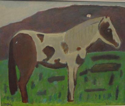 Simon SEGAL (Bielostock 1898- Arcachon 1969)