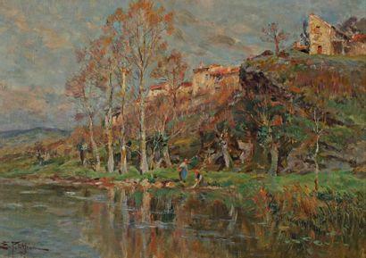 Edmond PETITJEAN (Neufchâteau 1844 - Paris 1925)