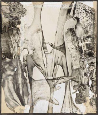 Jerzy KUJAWSKI (Ostrow -Wielkopolski 1921 - Paris 1998)