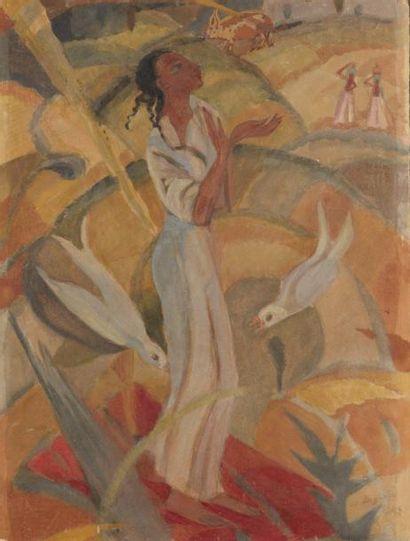 Maria LAGORIO (Varsovie 1893 - Paris 1979)