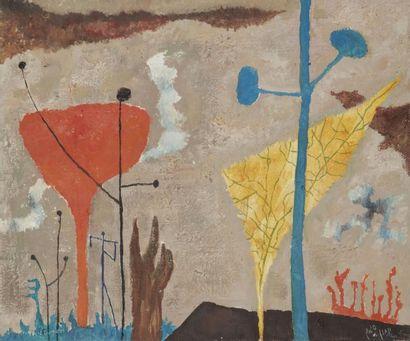 Yohanan SIMON (Berlin 1905- Tel-Aviv 1976)