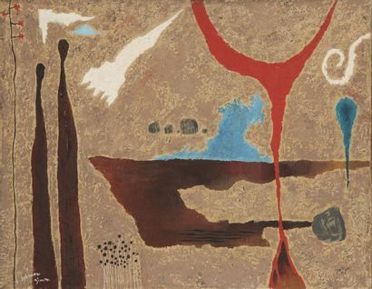Yohanan SIMON (Berlin 1905 - Tel Aviv 1976)