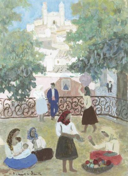 Francis SMITH (Lisbonne 1881 - Paris 1961)