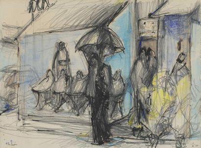 Jean HELION (Couterne 1904 - Paris 1987)