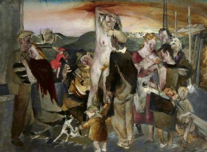 Roger CHASTEL (Paris 1897- Saint Germain 1981)