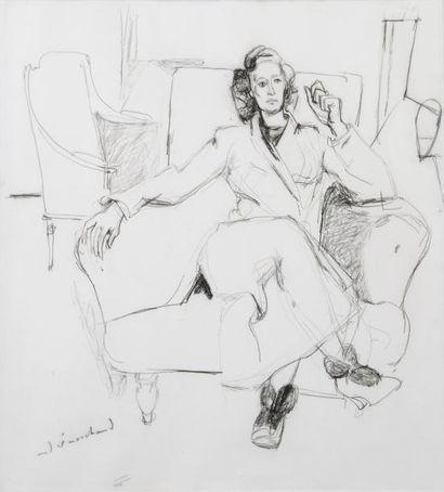ANDRÉ MARCHAND (Paris 1877 - 1951)