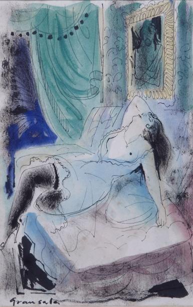 Emilio GRAU SALA (Barcelone 1911- Paris 1975)