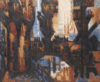 Marcel GROMAIRE (Noyelles sur Sambre 1892- Paris 1971)