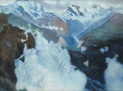 Charles GIRON (Genève 1850 - Genthod-Bellevue 1914)