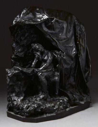 Camille (d'après) CLAUDEL (Fère-en-Tardenois 1864 - Montdevergues 1943)