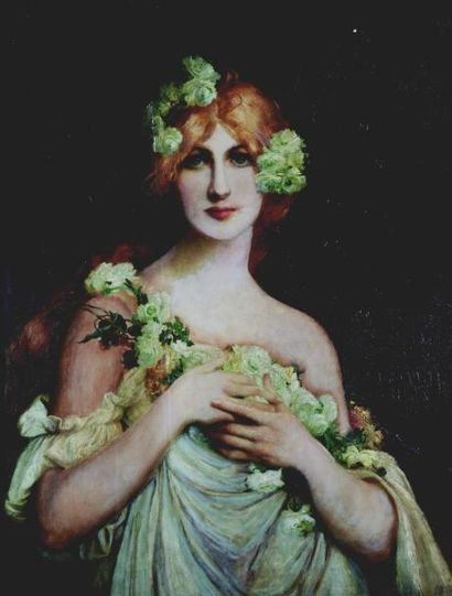 ELISABETH SONREL (TOURS 1874 - 1953)