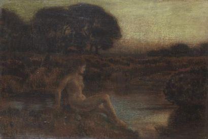 Emile René MENARD (Paris 1862 - 1930)