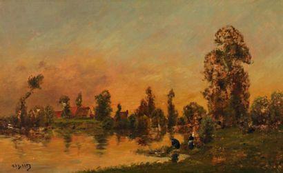 Henry Jacques DELPY (Bois Le Roi 1877 - Paris 1957)