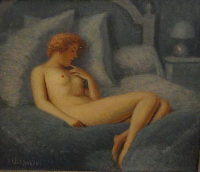 Jacques WEISMANN (Paris 1878 -?)