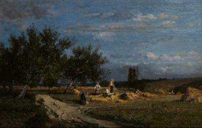 Alexandre René VERON (Mont bazon 1826 - 1897)
