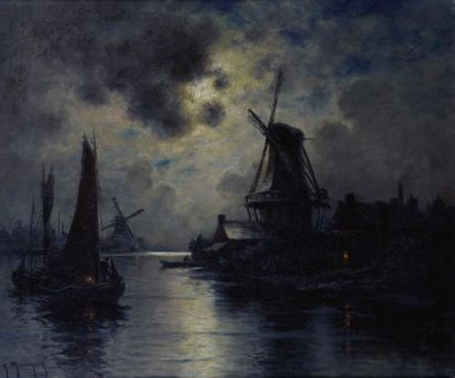 Georges MARONIEZ (Douai 1865 - 1933)