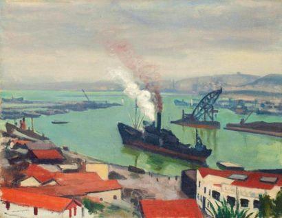 Albert MARQUET (Bordeaux 1875 - Paris 1947)