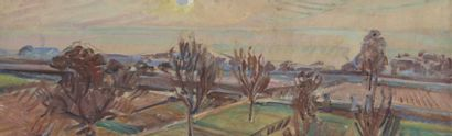 Nicholai TARKHOFF (Moscou 1871 - Orsay 1930)