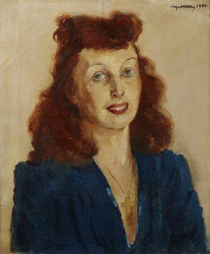 Nicolas KRYCEVSKY (1898 - 1961)