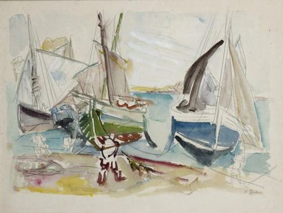 Henri EPSTEIN (1892 - 1944)
