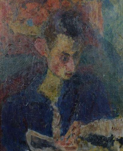 Eugène EBICHE (Lublin 1896 - Varsovie 1987)