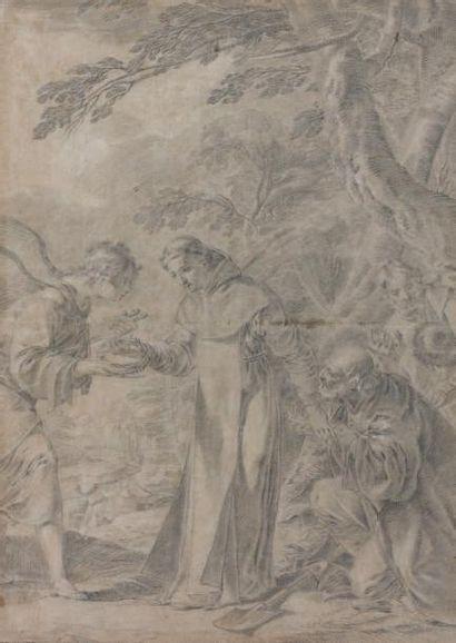 Atelier de Laurent de LAHYRE (Paris 1606 - 1656)