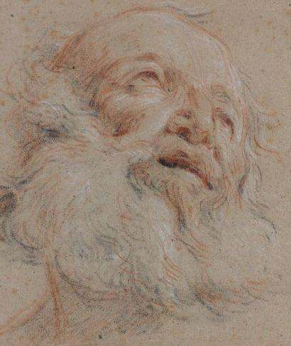 Attribué à Jean JOUVENET (Rouen 1644 - Paris 1717)