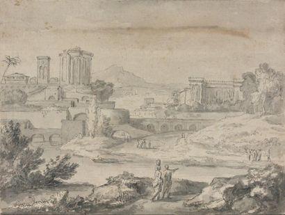 Etienne ALL EGRAIN (Paris 1653 - 1736)