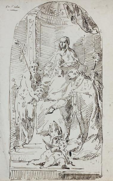 Pietro Antonio NOVELLI (Venise 1729 - 1804)