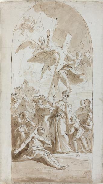 Francesco FONTEBASSO (Venise 1709 - 1769)