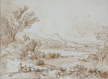 Giovanni Battista BUSIRI (Rome 1698 - 1757)
