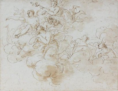 Fabio CANAL (Venise 1703 - 1767)
