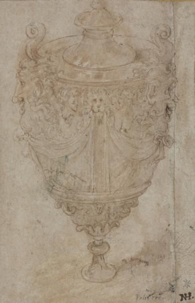 Ecole de Polidoro da CARAVAGGIO (Caravagio 1492 - Messine 1543)