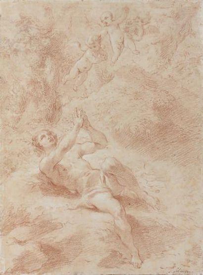 Attribué à Stefano POZZI (Rome c. 1707 - 1768)