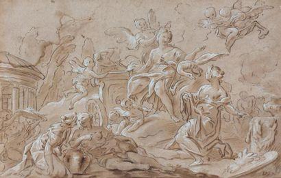 Antonio de DOMINICI (Palerme 1730 - Naples 1800)